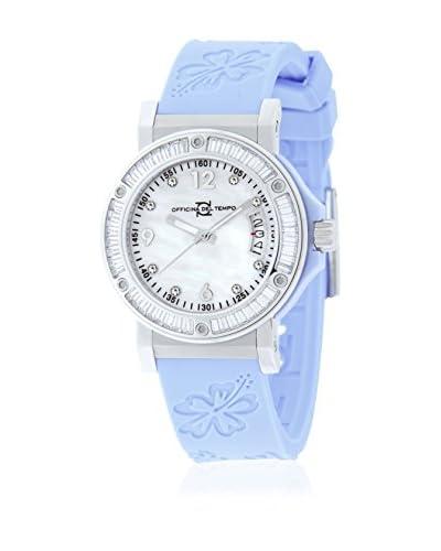 Officina del Tempo Orologio al Quarzo Woman OT1050-0441WWLB 46.5 mm