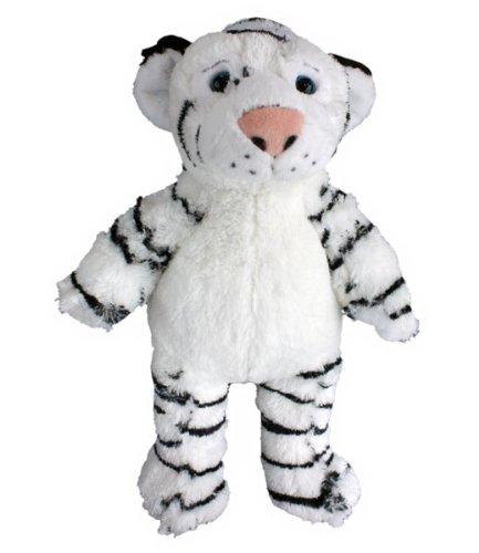 Make Your Own Stuffed Animal Snowflake The White Tiger No Sew