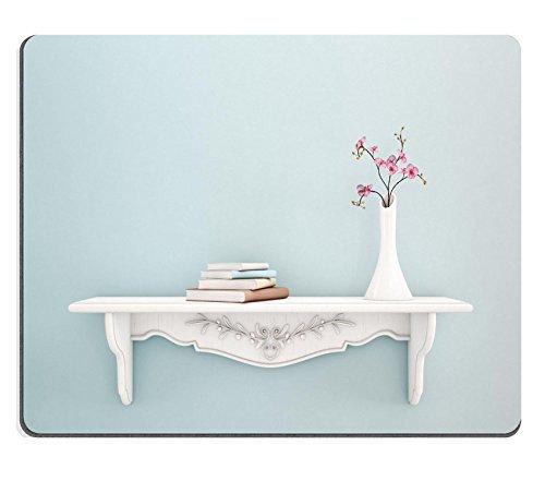 liili-tapis-de-souris-tapis-de-souris-en-caoutchouc-naturel-etagere-vase-et-livres-3d-ciment-image-d