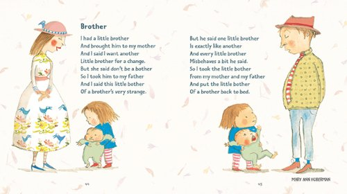 Children's Books - Reviews - Here's a Little Poem | BfK No  166