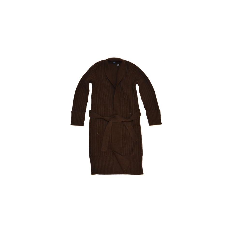 Ralph Lauren Women Belted Wool&Cashmere Cardigan Sweater