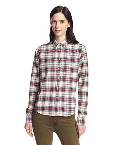 GANT Women's Yale Tartan Shirt