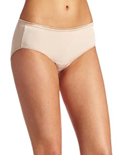 Vanity Fair Women's Body Shine Illumination Hipster - Rose Beige - 8