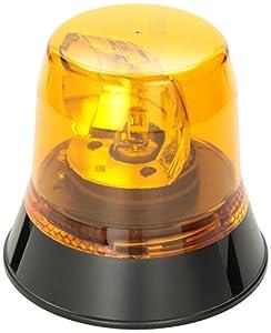 Amazon.com: Grote 76443 Low Profile Yellow Revolving Beacon light