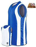 Anaconda Sports® ELITE-RJ Reversible Adult Basketball Tank Top
