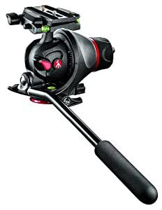 Manfrotto MH055M8-Q5 055 MAG Photo-Movie Head with Q5 Quick Release System for Tripods and Cameras; manu. price = $349.88