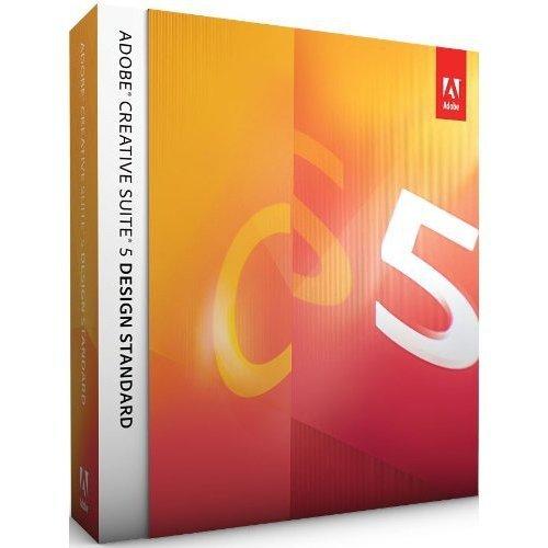 Adobe Creative Suite 5 Design Standard - Ensemble Complet - 1 Utilisateur - Dvd - Mac - Anglais - Union Européenne