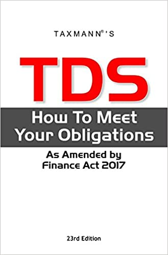 TDS how to meet your Obligations Finance Act 2017