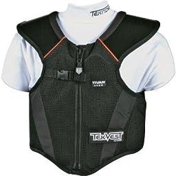Tekrider Freestyle Tekvest , Size: Md, Distinct Name: Black, Gender: Mens/Unisex TVDS2404