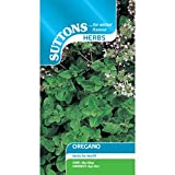 Suttons Seeds 165184 Oregano Herb Seed