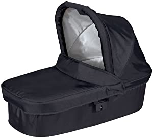 Britax B-Ready Stroller Bassinet, Black