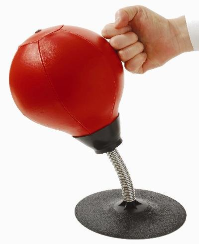 Stress Buster Desktop Punching Ball (Top Gifts For Men compare prices)