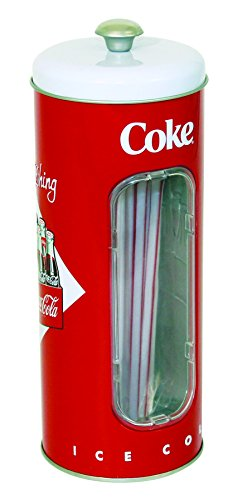 Coca-Cola Straw Holder