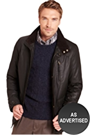Blue Harbour Pure Cotton Jacket