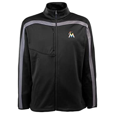 MLB Men's Miami Marlins Viper Jacket