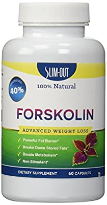 NEW!!NEW!!NEW!!Forskolin Pure Coleus Forskohlii Root complex at 40% standardized - 300mg of Active Forskolin for Weight Loss, Highly Recommended Product for Fat Burning and Melting Belly Fat. The Best Forskolin Product on the Market!! This Offer Is For On