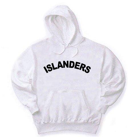 """(クラブティー) ClubT 野獣先輩の""""ISLANDERS"""" パーカー(ホワイト) M ホワイト"""