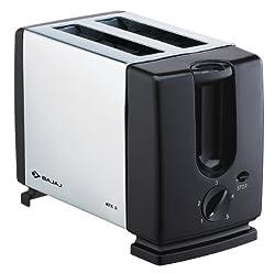 Bajaj ATX 3 Metallic Auto Pop-up Toaster
