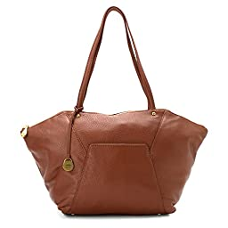 HOBO Supersoft Bayou Tote Bag, Brandy, One Size