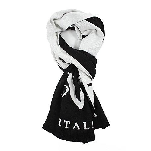 Sciarpa lana Uomo Versace 19.69 Abbigliamento Sportivo Milano VC0030 Nero - Colore - Nero, Taglia - UNICA