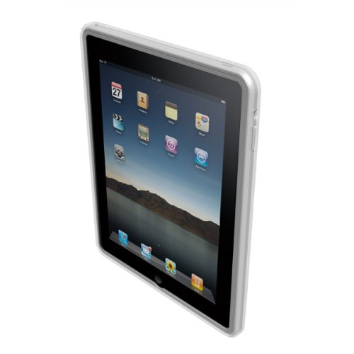 INK Silicon Case for iPad Clear