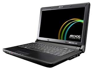"""Archos Archos 10 Netbook 10.2"""" WXGA Intel ATOM N270 Batterie 3 cellules Lecteur cartes Webcam 1.3 Mpix Wifi Ethernet RAM 1 Go HDD 160 Go"""