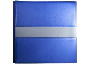 Locman LOCMAN: BLUE/ALLUMINO 35x35 ALBUM