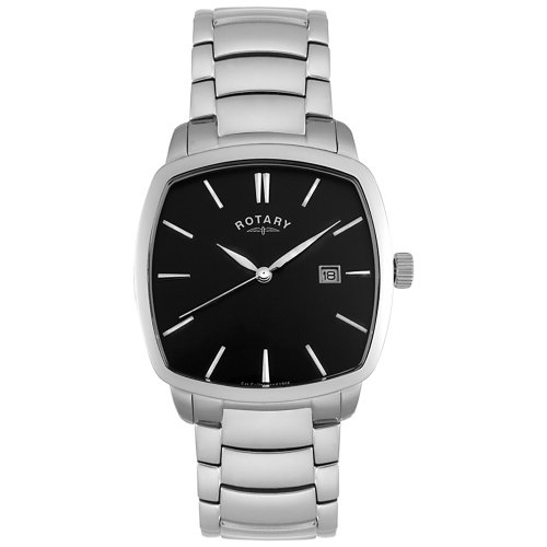 Rotary Men's GB02521/04 Stainless Steel Watch
