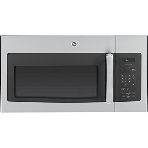 Buy Discount GE JVM6175SFSS 1.7 Cu. Ft. Stainless Steel Over-the-Range Microwave
