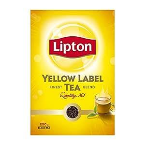 Lipton Yellow Label Tea, 250g: Amazon.in: Grocery ...