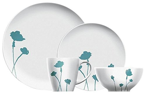Dansk Lotta Stilla Place Setting, 4-pc - Teal