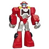 Playskool Transformers Rescue Bots Heatwave the Fire-Bot Figure, 12-Inch