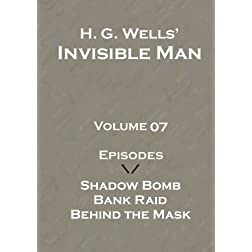 Invisible Man - Volume 07