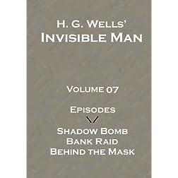 Invisible Man - Volume 07