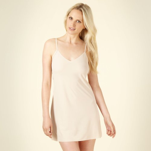 Debenhams Natural Mini Length Invisible Slip