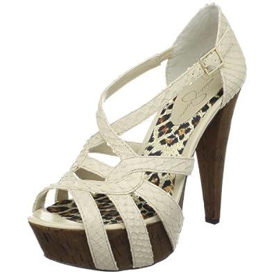 Jessica Simpson Women's Massi Platform Sandal