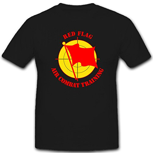 aire-arma-us-air-force-patch-escudo-red-flag-air-combat-training-camiseta-1514-negro-xx-large