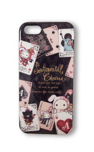 Special Sale San-X Sentimental Circus Soft iPhone 5 Case (Card)
