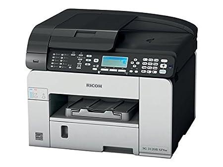 Ricoh Ricoh SG 3120 B SF Imprimante Gel/impression (jusqu'à ) 29 ppm (mono)/29 ppm (couleur)