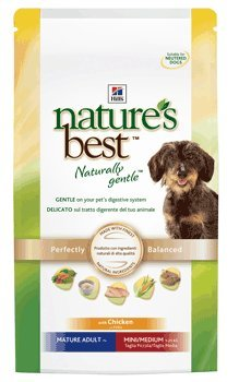 Hills Nature's Best Canine Senior Mini / Medium 12kg - Hundefutter
