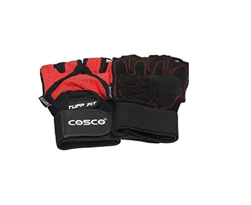 Cosco Tuff Fit Leather Glove, Large