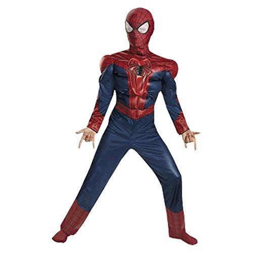 Disguise The Amazing Spider-Man 2 Muscle Costume Target Exclusive Size 7 8