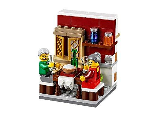 Lego Seasonal Thanksgiving Feast 40123 Home Garden Decor