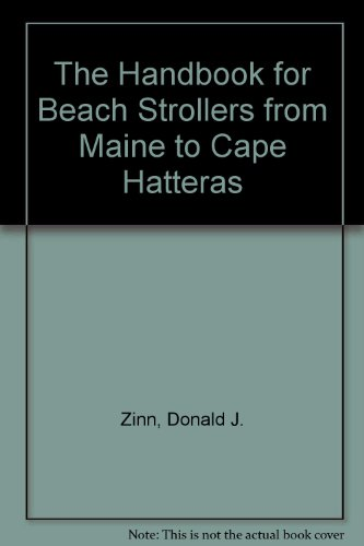 The Handbook For Beach Strollers From Maine To Cape Hatteras front-712348