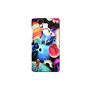 G-STAR Designer Printed Back case cover for Huawei Honor 5C - G2149