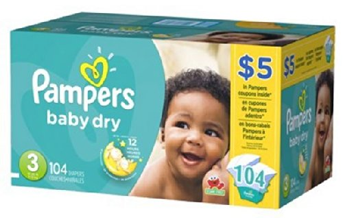 Pamper Baby Dry back-518892