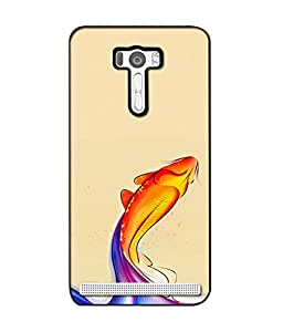 djipex DIGITAL PRINTED BACK COVER FOR ASUS ZENFONE SELFIE