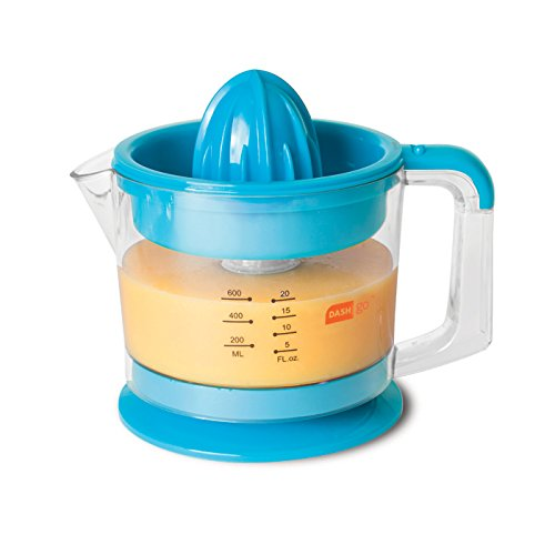 Storebound Dash Go Dual Citrus Juicer Blue