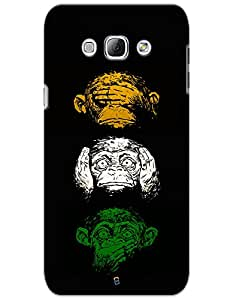 Wisdom Monkeys case for Samsung Galaxy A8