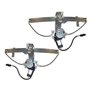 2001 2004 jeep grand cherokee front power for 2002 grand cherokee window regulator replacement